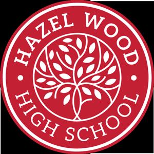 Hazel Wood High School logo